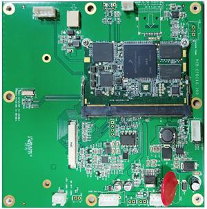 Communication Board- IoT Smart Beverage Machines-Developed by Kemsys