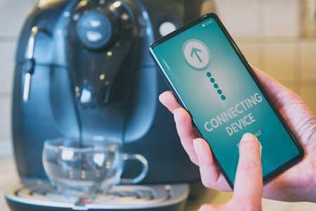 Smart-coffee-vending-machine